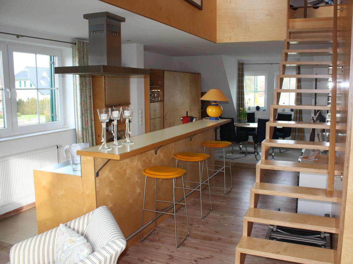 Ferienwohnung Kranich-Loft, Dassow, Herr Andreas Meyne