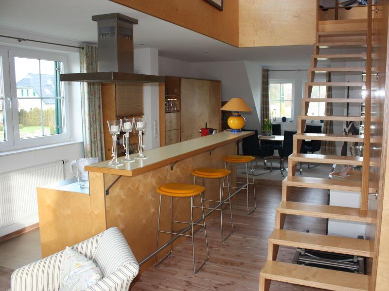 Ferienwohnung Kranich-Loft