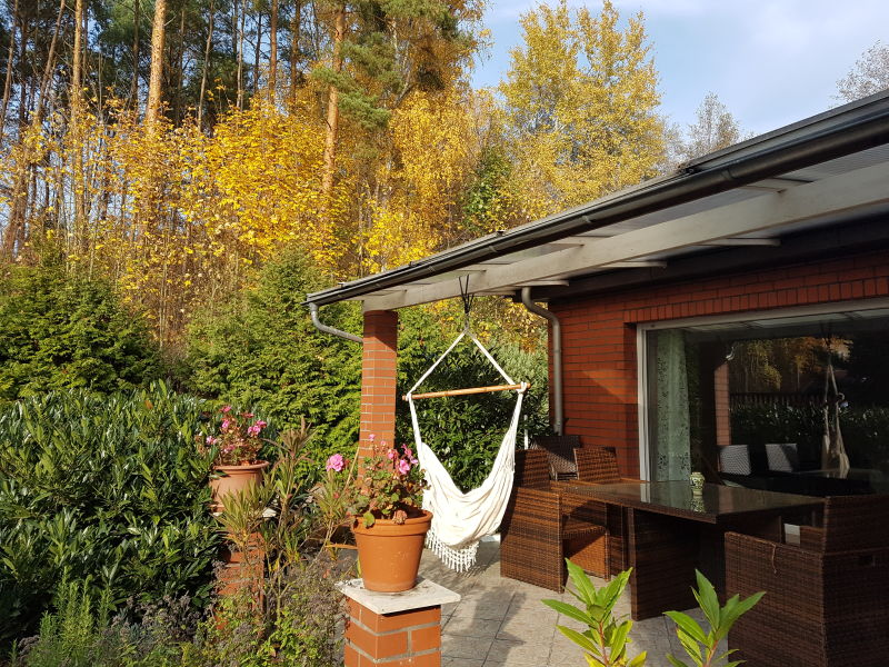 Holiday house im Grünen nahe Potsdam und Berlin