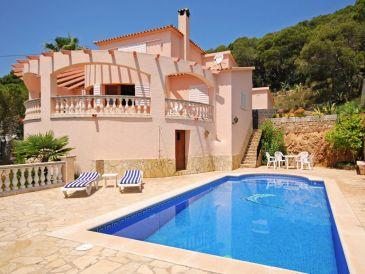 Ferienhaus Villa am Meer