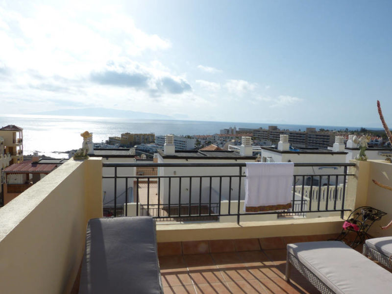 Ferienwohnung Duplex an der Costa Adeje