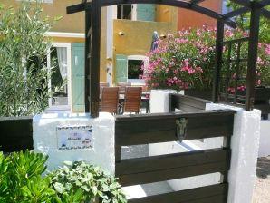 Komfortables, strandnahes Ferienhaus in sonniger Lage