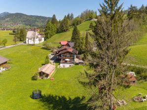 Ferienwohnung Enzian - Bergheimat