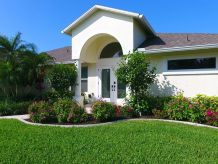 Ferienhaus Villa Four Palms