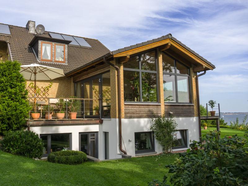 Ferienwohnung Haus Meerblick