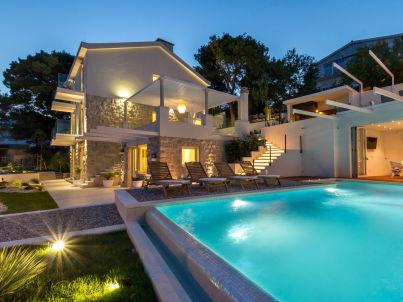 Luxury Villa Primosten Diamond with Swimming Pool