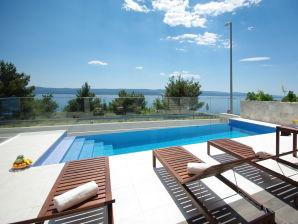 Luxusferienwohnung in Villa EnJoy
