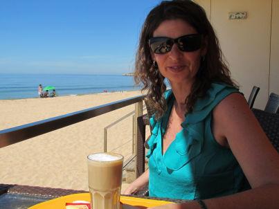 Ihr Gastgeber Elena Laranjeira (Deutsche)