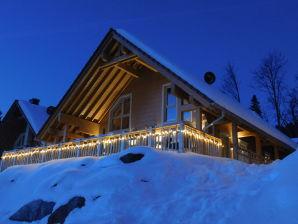 Ferienhaus Bergwaldlodge Einklang