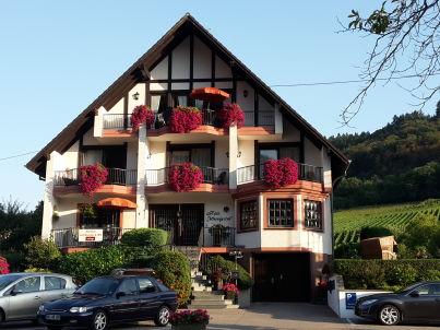 """Romantik"" Haus Weingarten"