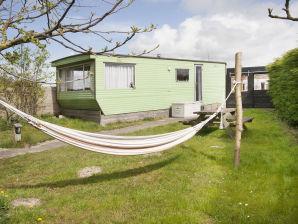 Wohnwagen De groene Caravan
