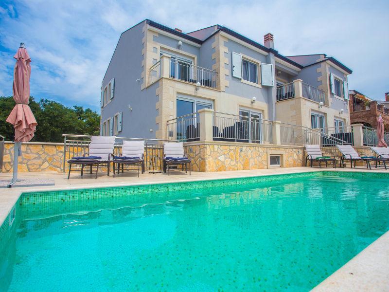 Ferienwohnung II in Villa Sunce