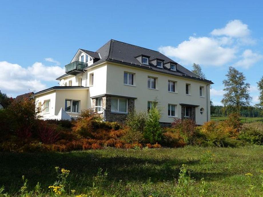 Ferienhaus Edertal Sommeransicht