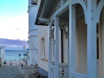 Ferienwohnung Haus am Meer, Wohnung 3