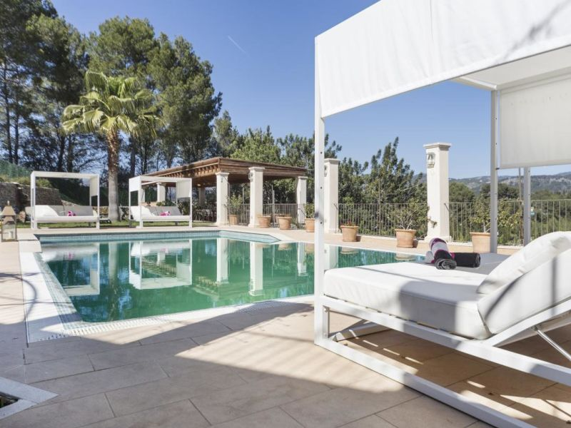 Villa Majestic Holiday Estate Son Enseñat in Calvia