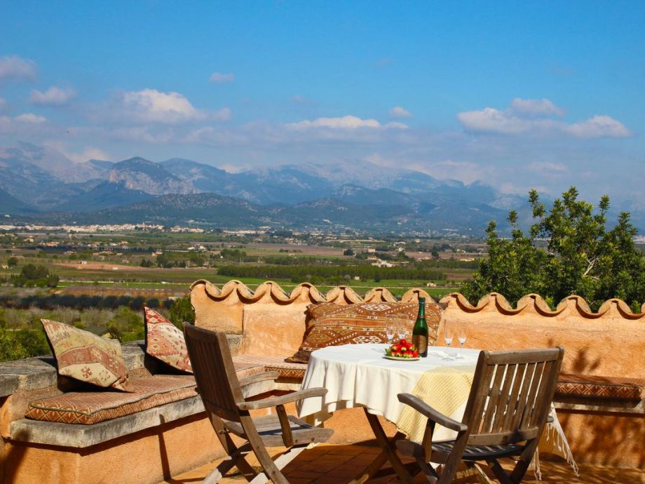 Außenaufnahme Holiday Country house Mallorca sleeps 6