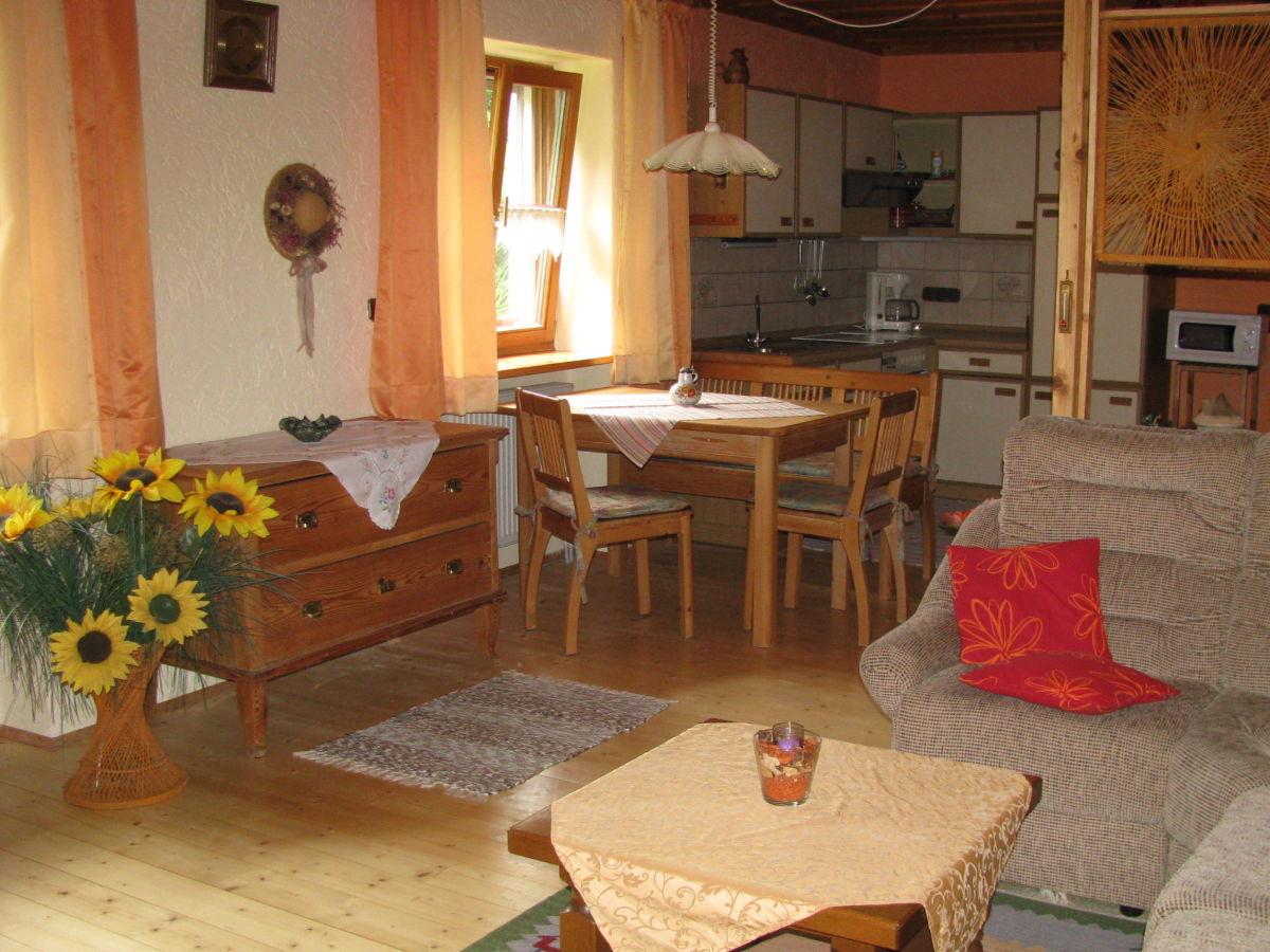 ferienwohnung obermeier mittlerer bayerischer wald regen. Black Bedroom Furniture Sets. Home Design Ideas