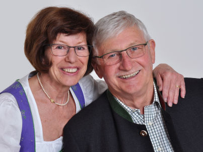 Ihr Gastgeber Helga und Maximilian Fritz