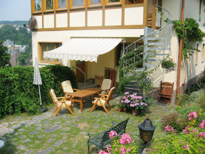 Holiday apartment Strohwald