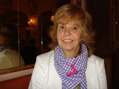 Ihr Gastgeber Bettina Schroeter