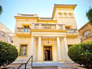 Ferienhaus Villa Victoria Barcelona
