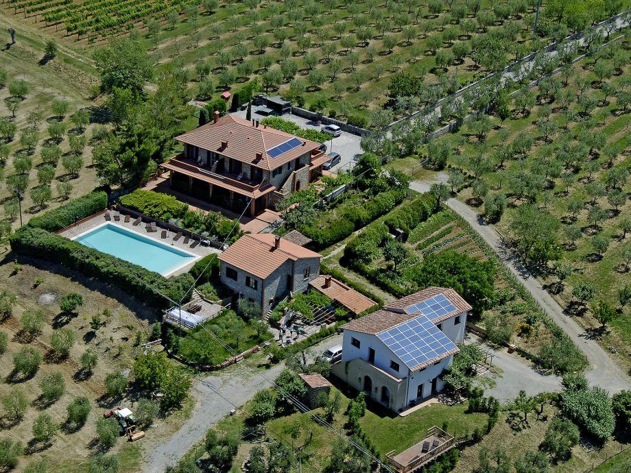 Außenaufnahme Casa Rondini