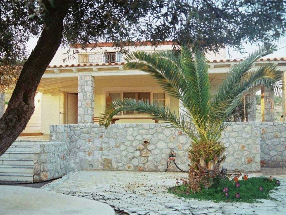Außenaufnahme Villa Marialina