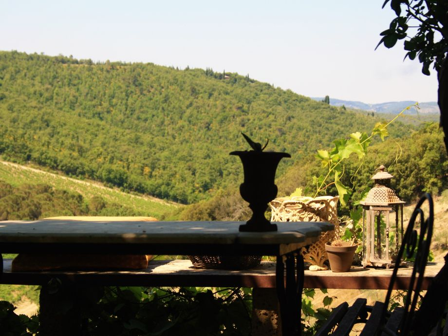 Außenaufnahme La Casa in Chianti