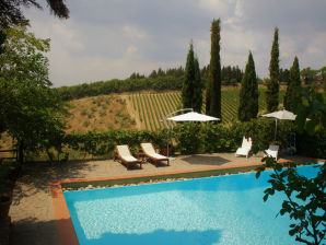 Holiday house La Casa in Chianti