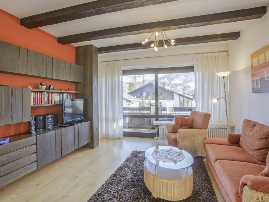 Ferienwohnung cresta 12 garmisch partenkirchen - Traum wohnzimmer ...