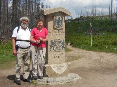 Ihr Gastgeber Manfred und Elisabeth Stempfhuber