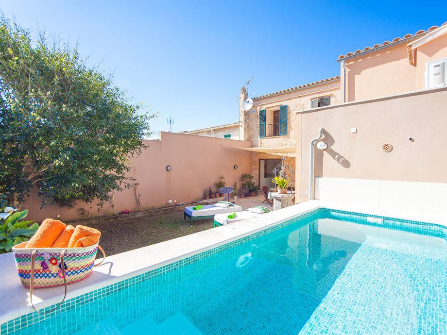 Casa Tonina mit Garten und Pool