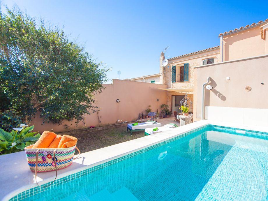 Casa Lofft Capdepera mit Garten und Pool