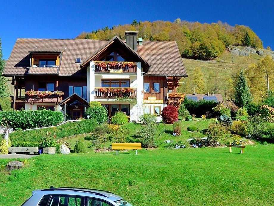 Ferienwohnung bergblick ahorn bernau im schwarzwald for Appart hotel 45