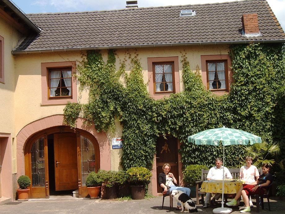 Ferienwohnung bei Familie Dillenburg