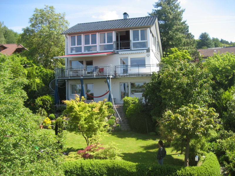 Ferienwohnung Haus Seeblick Gartenwohnung