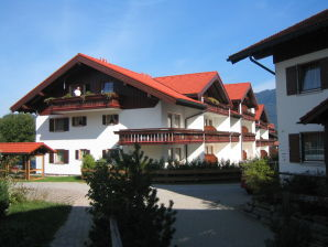 Holiday apartment 02 Haus Allgäublick