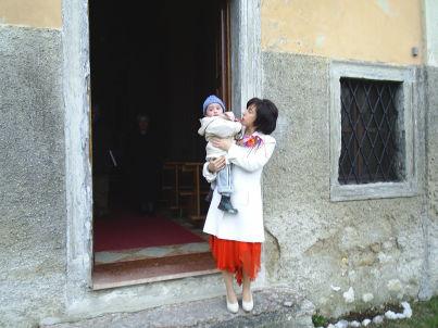 Your host Caterina Lombardi