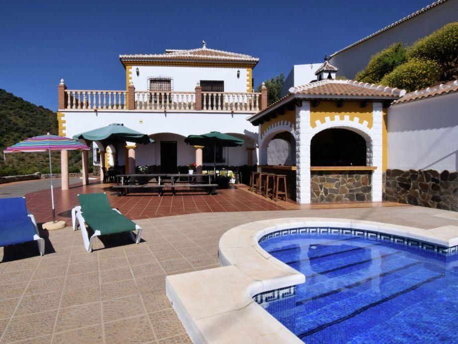 Außenaufnahme Villa Javier