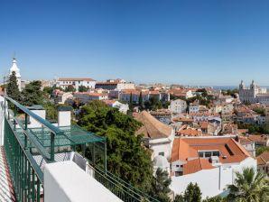 Ferienwohnung Ap1 - Spektakuläres Penthouse mit Terrasse und Panoramablick
