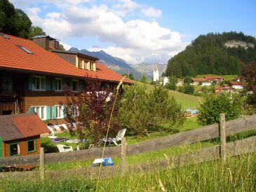 Ferienwohnung Rubihorn Haus Willi