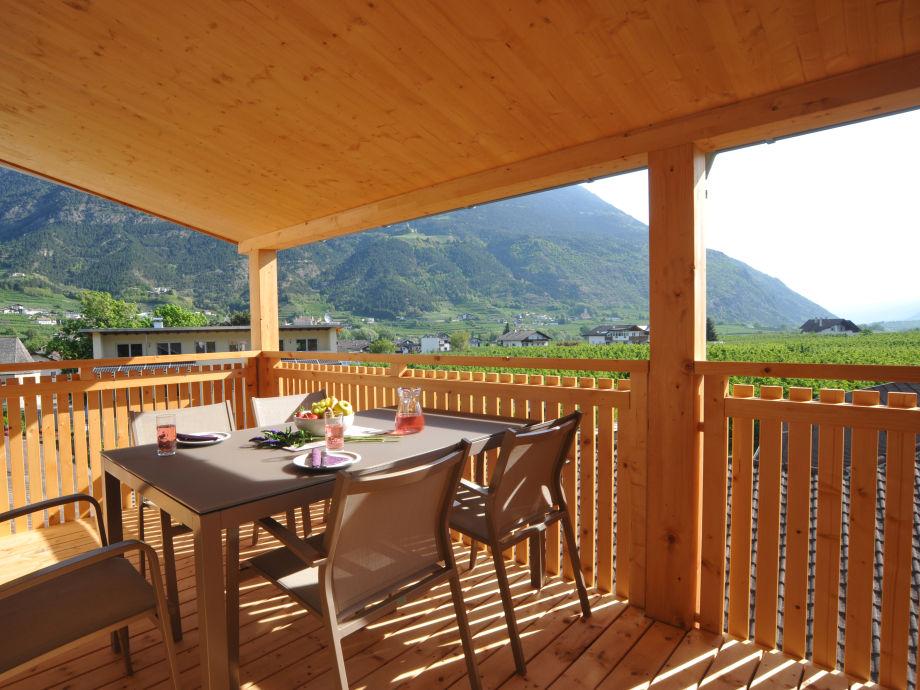 Ferienwohnung obermuhle zu schanzen sudtirol vinschgau for Whirlpool garten mit hotel mit whirlpool auf balkon südtirol
