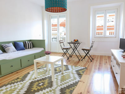 Ap 8 - Spacious 2 bedrooms apartment with balcony