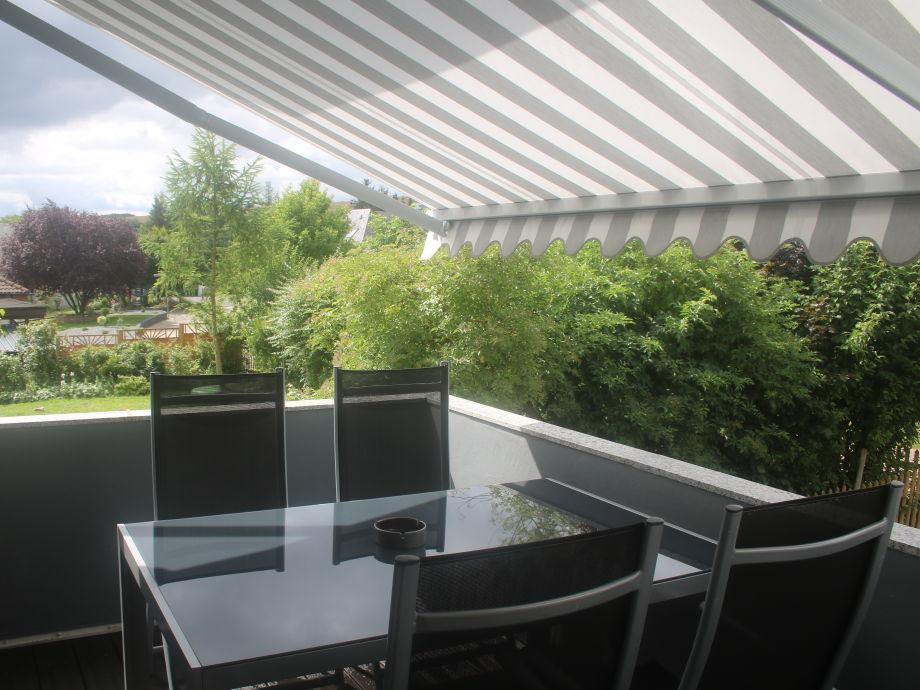 ferienwohnung dreiburgenblick sankt goar loreley With markise balkon mit barock tapete schlafzimmer