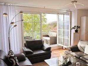 Ferienwohnung Penthouse Villa Bakenberg