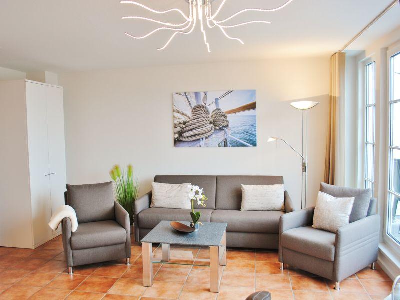 Ferienwohnung Penthouse Villa Sanddorn