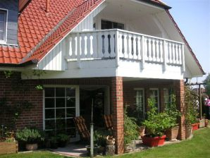 Holiday apartment zum Kreuzholz 11