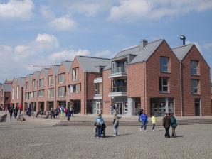 """Ferienwohnung Luxus """"Hafen-Suite"""" im Lotsenhus"""