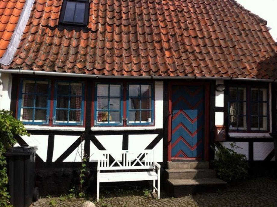 Haus von Strasse