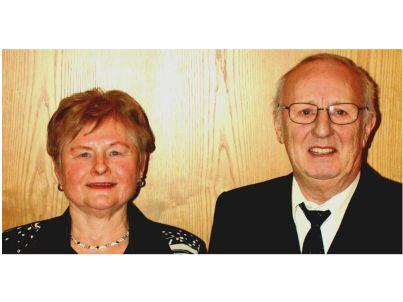 Ihr Gastgeber Lothar und Gisela Henrichs